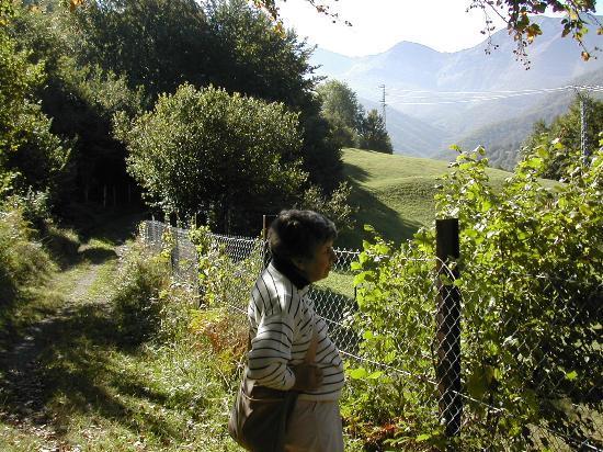 Parador de Fuente De : Down the valley