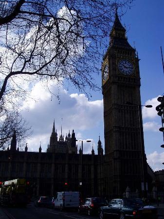 Londen, UK: Big Ben