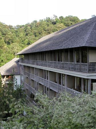 The Datai Langkawi: main building
