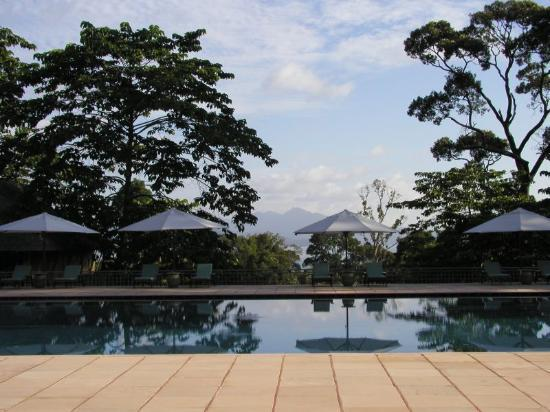 The Datai Langkawi: pool at main building (adults only)