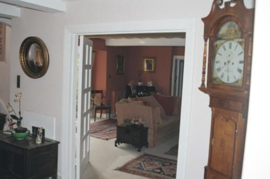 The Old Post House: Sitting room