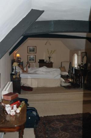 The Old Post House: Bedroom