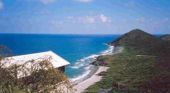 Concordia Eco-Tents: Drunk Bay from Concordia