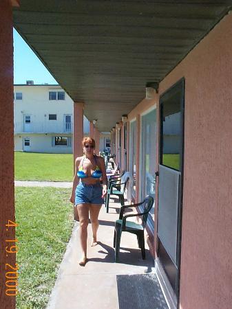 Sea Aire Motel Cocoa Beach