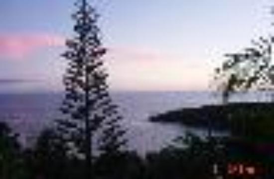 Hotel Amaudo : Amaudo sunset view