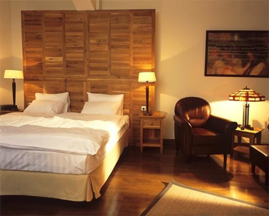 Rembrandt Hotel : great beds