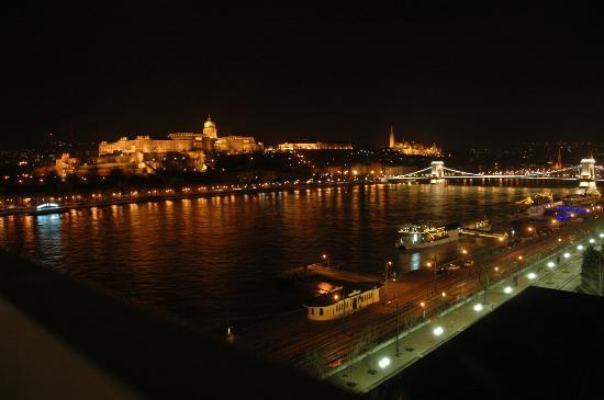 Budapest Marriott Hotel : View from our room