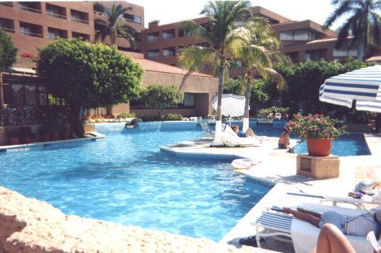 Dreams Huatulco Resort & Spa : Pool