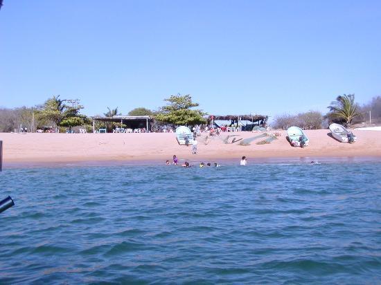 Dreams Huatulco Resort & Spa: Conejos Beach