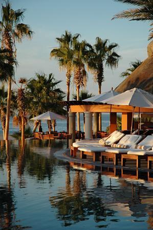 Hilton Los Cabos Beach & Golf Resort: first dip