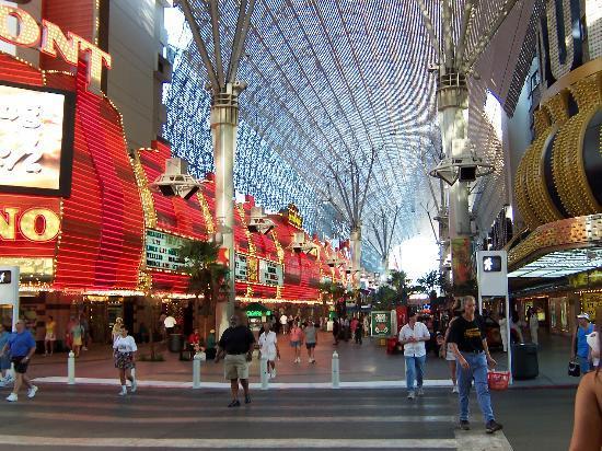 Las Vegas, NV: Freemont St. Experience
