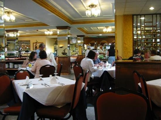 Magic Cristal Park Hotel: Restaurant