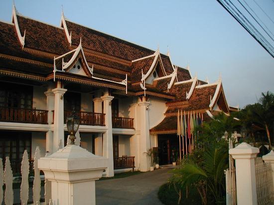 Chitchareune Mouang Luang Hotel: Hotel