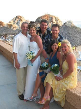 Dreams Huatulco Resort & Spa : The Wedding Party