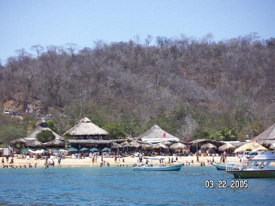 Dreams Huatulco Resort & Spa : Maguey Bay