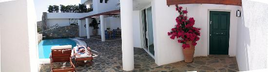 Elounda Gulf Villas & Suites: Our Villa