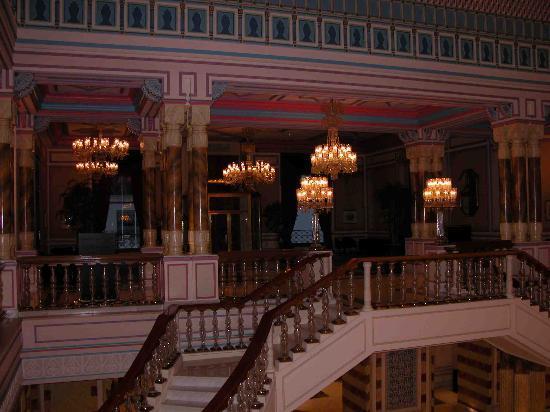 Ciragan Palace Kempinski Istanbul: interior palace shot