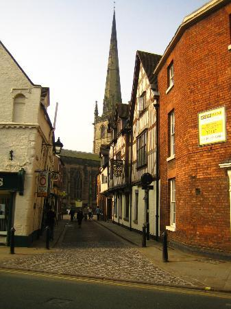 Shrewsbury Picture Of The Old House Suites Shrewsbury