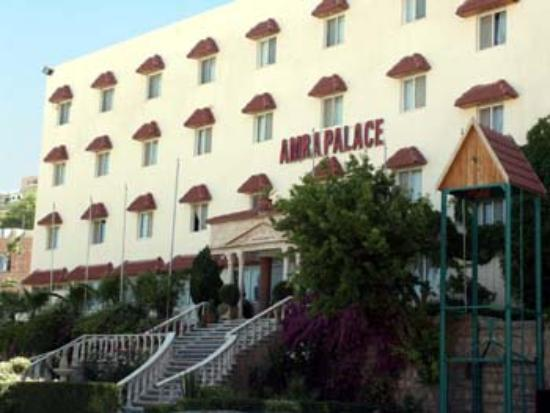 Amra Palace Hotel Photo
