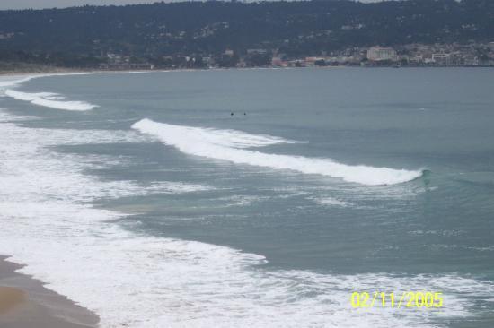 Monterey Tides: More beautiful coastline....