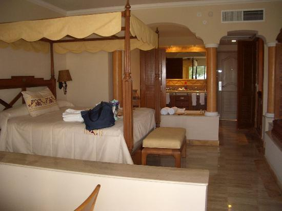 Excellence Riviera Cancun : The room