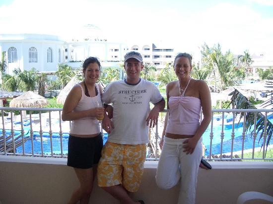 Excellence Riviera Cancun : the spa