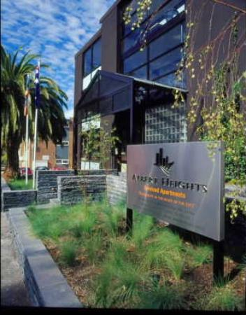 Albert Heights Serviced Apartments Photo