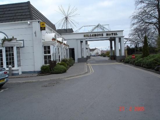 Hillgrove Hotel, Leisure & Spa: outside view
