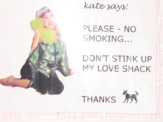 Kate's Lazy Meadow Motel Resmi