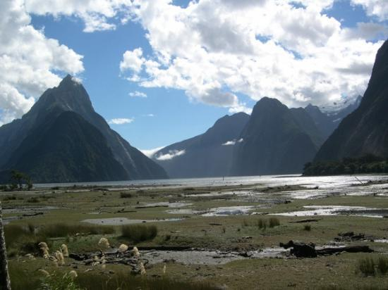 Milford Sound Lodge: why you go to Milford Sound