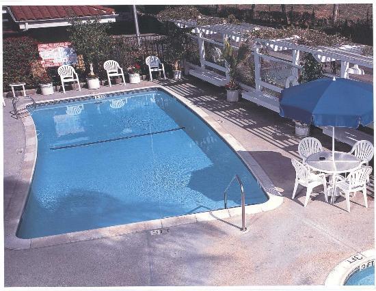 Best Western Plus Executive Inn: Swimming Pool