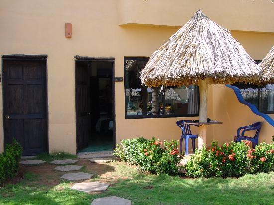 Pueblo Caribe Hotel : The room