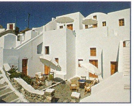 Caldera Apartments-Santorini (B&B 15 years ago)