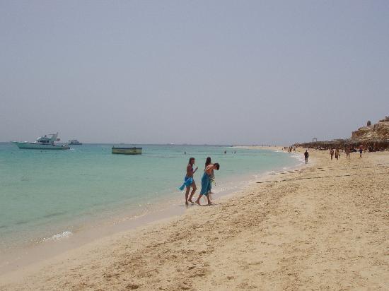 Mercure Hurghada Hotel : mahmya island