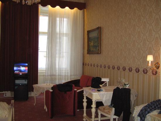 Pertschy Palais Hotel: Room 220