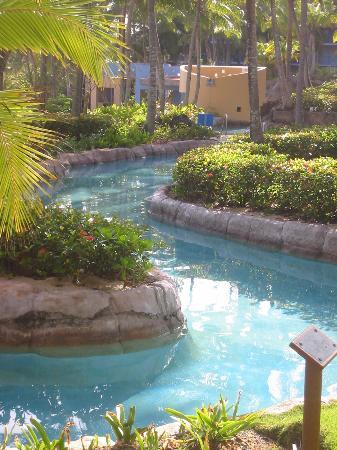 Hyatt Hacienda Del Mar: lazy river pool