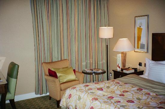 London Marriott Hotel Park Lane: The room