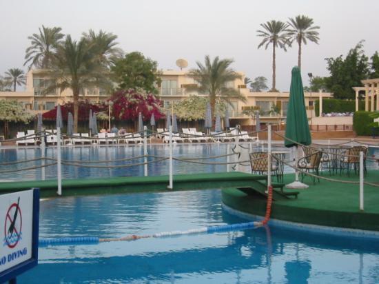 Pyramids Park Resort: Pool Area