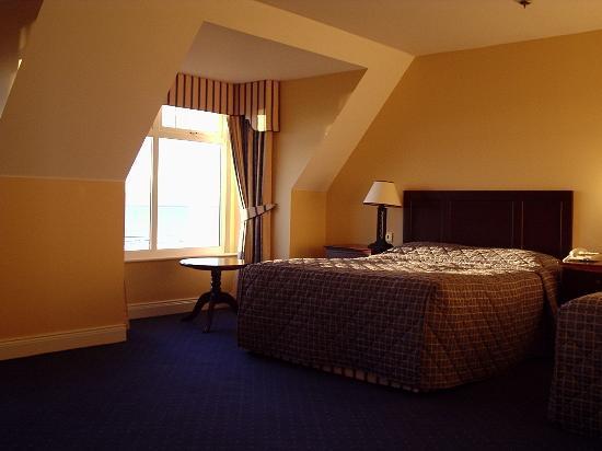 Sandhouse Hotel : Our Bedroom