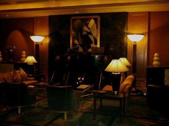 Lobby salon picture of sofitel new york new york city for 44th street salon