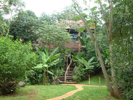 Yacutinga Lodge: Main Lodge