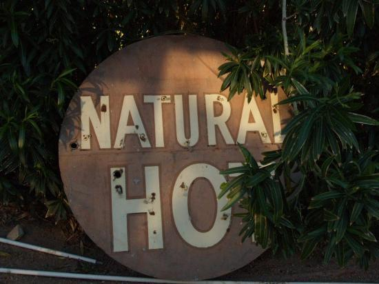 Nurturing Nest Mineral Hot Springs Retreat and Spa : hot springs