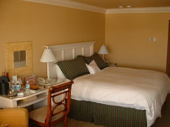 Harbour House Hotel: Nice comfy bed