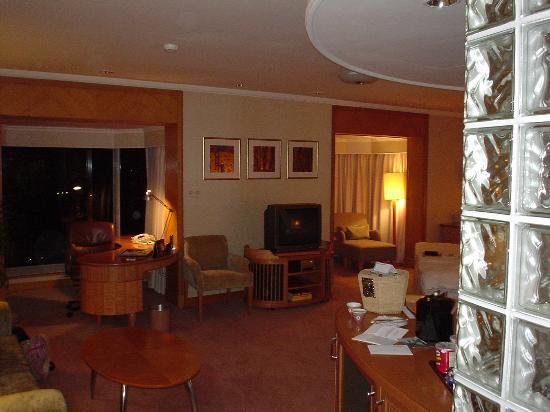 Shangri-La Hotel, Singapore: Horizon Club premier room