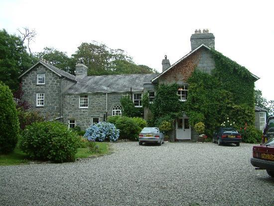 Mynydd Ednyfed Country House Hotel: The Entrance To Mynydd Ednyfyed Country House Hotel