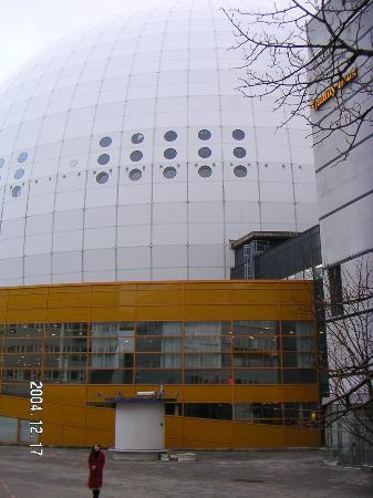 arenarestaurangen bild fr n quality hotel globe stockholm tripadvisor. Black Bedroom Furniture Sets. Home Design Ideas