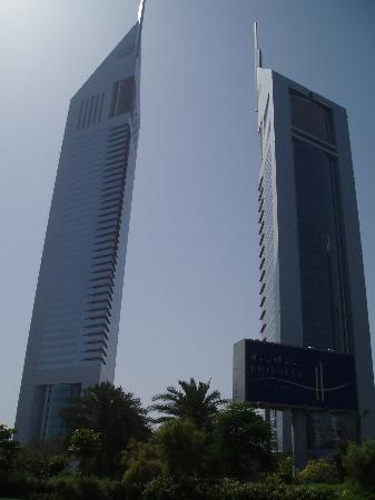Jumeirah Emirates Towers: Both Towers
