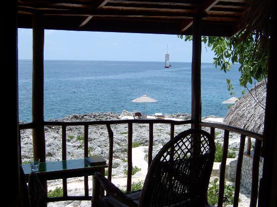 Tensing Pen Resort: view from Nort Pilar