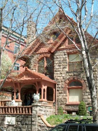 Molly Brown House Museum: Tour was interesting and informative