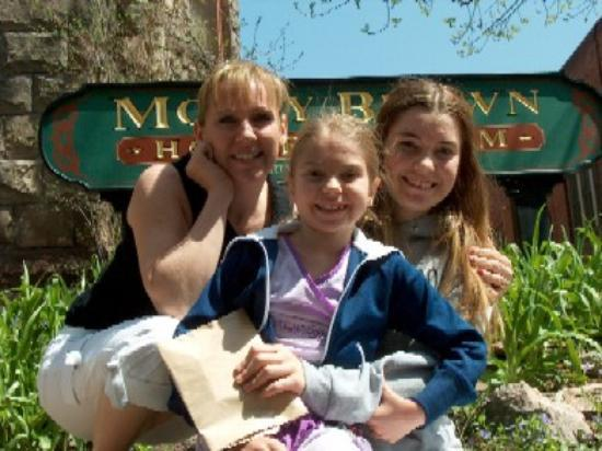 Molly Brown House Museum: Nice historic tour